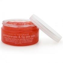 Cuccio Naturale Pomegranate & Fig Sea Salts 8oz