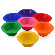 Rainbow Tinting Bowl Set of 7 Bowls