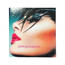 Small 4 Column Appointment Ringbinder Dark