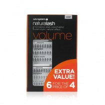 Naturalash Extra Value Short 6 for 4 Individual Lashes