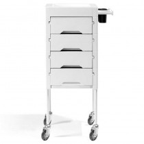 Sibel Secret Trolley White