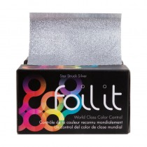 Framar Foil It Silver Pop Up Foil Sheets x 500 (28cm x 13cm)