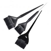 Framar Accusoft Brush Variety Set 3 Pack Black