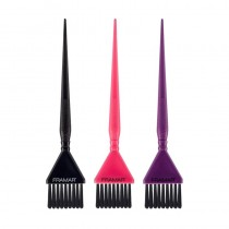 Framar Triple Threat Tint Brush Set 3 Pack