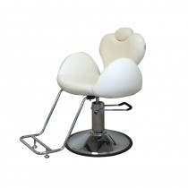 Lotus Monroe Beauty Chair Cream
