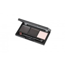 Marvelbrow Brow Trio Black/Brown