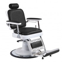 Lotus Burton Barber Chair Black