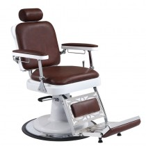Lotus Burton Barber Chair Brown