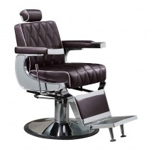Lotus Eastwood Barber Chair Brown