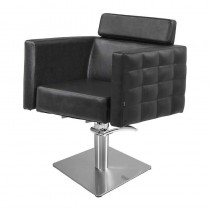 Lotus Douglas Black Styling Chair