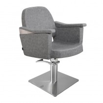 Lotus Duvall Grey Styling Chair