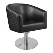 Lotus Franklin Black Styling Chair