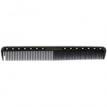 YS Park YS 339 Basic Fine Tooth Comb Graphite