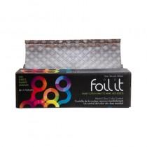 Framar Foil It Silver Pop Up Foil Sheets x 200 (20cm x 28cm)