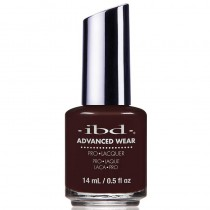 ibd Advanced Wear Polish Plum Raven 14ml