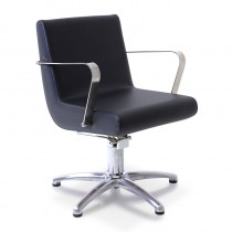 REM Sorrento Hydraulic Styling Chair with Fabric Options
