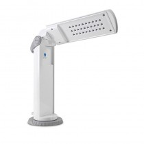 Daylight Twist Portable LED Lamp White