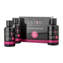 Zalon Pro London Colour Remover Single Application 3 x 50ml