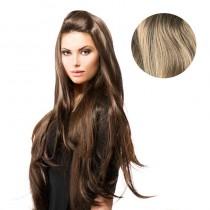 BiYa Seamless 3/4 Wig 10/18/24 Caramel/Brown Mix