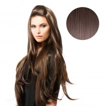 BiYa Seamless 3/4 Wig 2t33 Dark Brown/Auburn