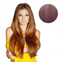 BiYa Instant Clip in Hairdo 99j Deep Wine Red