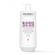 Goldwell Dualsenses Blondes & Highlights Anti-Yellow Conditioner 1Litre