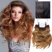 Balmain Clip-In Weft Memory Hair Rio 45cm 1/3.4