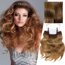 Balmain Clip-In Weft Memory Hair London 45cm 5CG.6CG/6G/8G