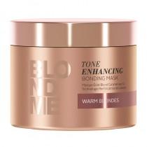 Schwarzkopf BLONDME Tone Enhancing & Bonding Mask Warm Blondes 200ml