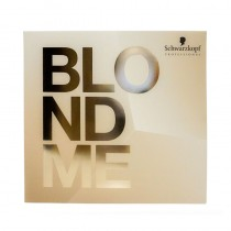 Schwarzkopf BLONDME Colour Chart
