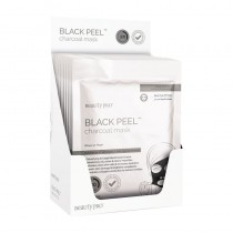 BeautyPro Black Peel Charcoal Mask Retail Display Case Box of 12