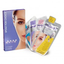 Skin Republic Gift Set Spoilt For Choice Hand Foot and Face 4pc
