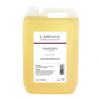 L'aroma Grapeseed Carrier Oil 5 Litre