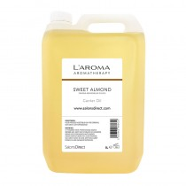 L'aroma Sweet Almond Carrier Oil 5 Litre