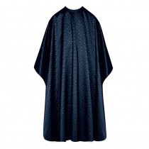 Sibel 3 in 1 Cutting Cape Embossed Dots Blue