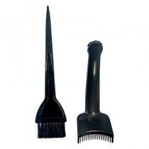 STR Balayage Spatula and Tint Brush Medium