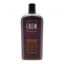 American Crew Power Cleanser Shampoo 1 Litre
