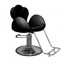 Lotus Monroe Beauty Chair Black