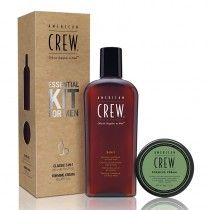American Crew Forming Cream Essential Kit For Men