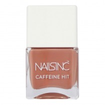 Nails Inc Chai Kiss Caffeine Hit Nail Polish 14ml