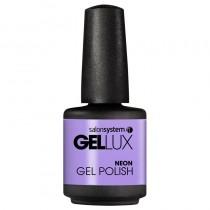 Gellux Vividly Violet 15ml Gel Polish