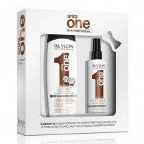 UniqOne Coconut Treatment & Shampoo Gift Pack
