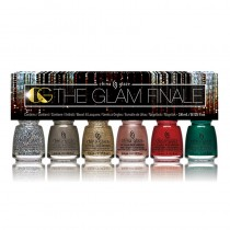 China Glaze The Glam Finale Micro Mini 6 x 3.7mls