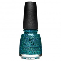 China Glaze Teal The Fever 14ml