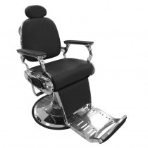 Lotus Classic Barber Chair Black