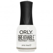 Orly Breathable White Tips Treatment + Color Polish 18ml