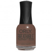 Orly Breathable Down To Earth Treatment + Color Polish 18ml