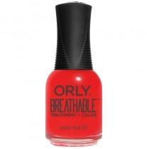 Orly Breathable Vitamin Burst Treatment + Color Polish 18ml