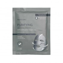 BeautyPro PURIFYING 3D Clay Mask Single Mask 18g