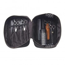 Muud Shadow Handcrafted Leather Scissor and Tool Bag